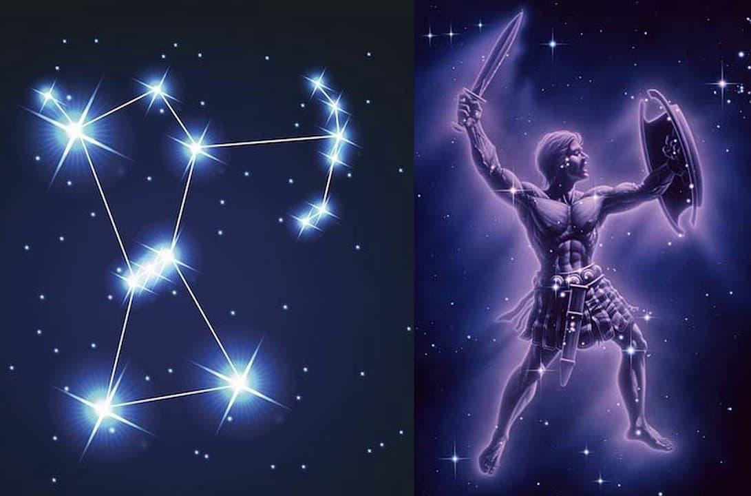 Orion Takım Yıldızı Hakkında Bilgi