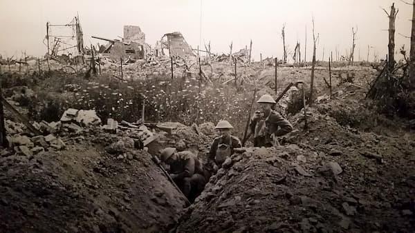 1. Dünya Savaşı Hangi Ülkeler Arasında Olmuştur?